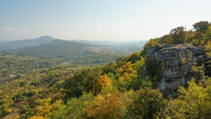 A Kőszikla a Kő-hegy ormán