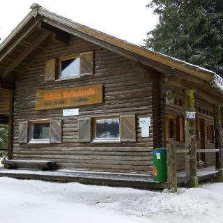 Skihütte Martinskapelle