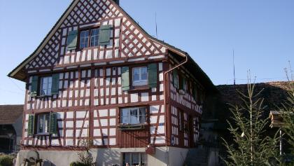 Riegelhaus in Winden