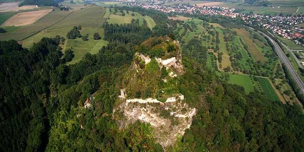 Ruine Hohenkrähen