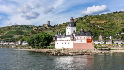 Koblenz-Rüdesheim: Das Herzstück des Rheinsteigs
