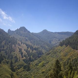 View toward Roque Saucillo
