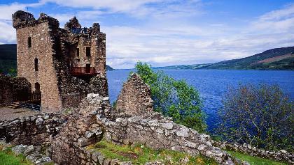 Great Glen Way & Loch Ness