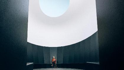 Skyspace inside