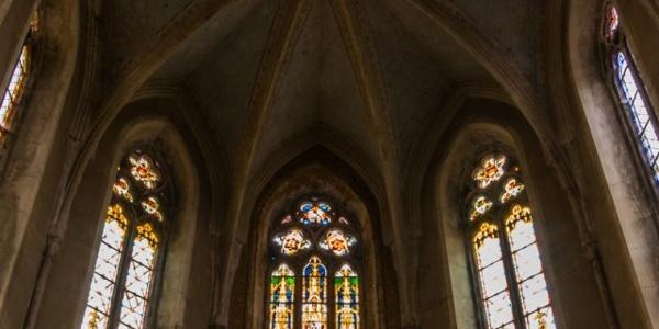 Franziskanerkloster Eger - Fenster