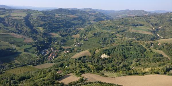 Der Aufstieg auf den Monte Mauro