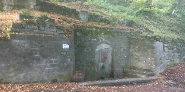 Portico Romagna - Brunnenanlage