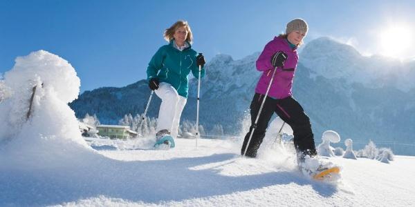 Schneeschuhwanderun Abtenau