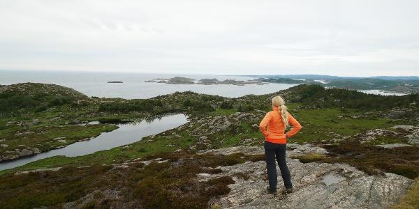 Wanderung in Norwegen: Lindesnes Südkap