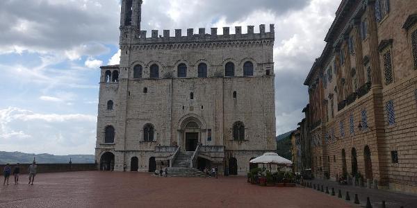 Gubbio - Museo Civico Palazzo dei Consoli