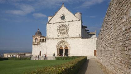Assisi - Basilika San Francesco
