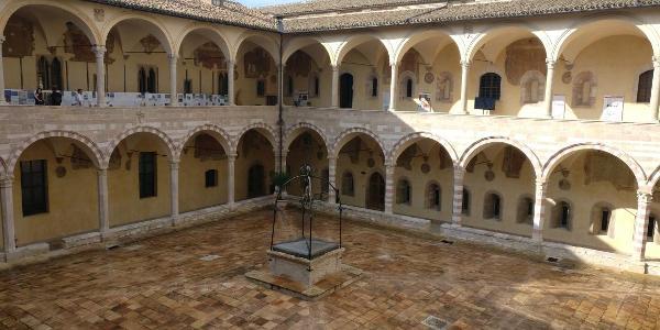 Assisi - Sacro Convento d'Assisi