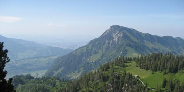 Arvi, Blick Richtung Stanserhorn