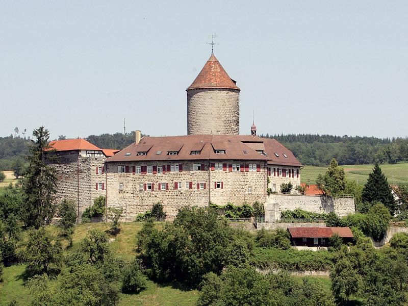 Burg Reichenberg   - © Quelle: Edgar Layher