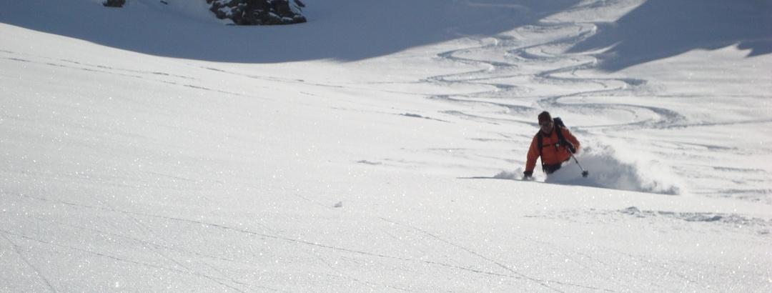 Skitour Karnische Alpen