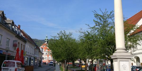 Deutschlandsberg - Hauptplatz