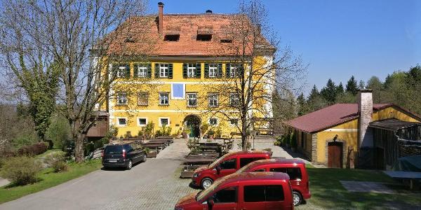 Limberg bei Wies - Schloss Limberg