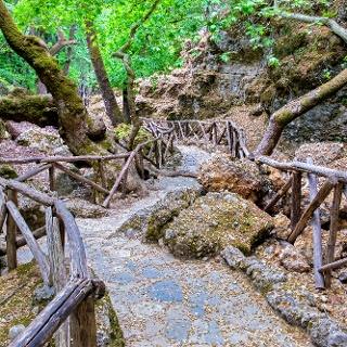 Valley of Petaloudes