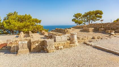 Ancient City of Kamiros