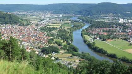 Blick vom Busigberg