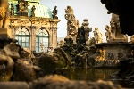 Foto Der Dresdner Zwinger