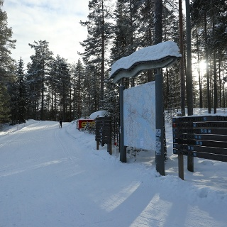 starting point, Vuokatti Sport Institute