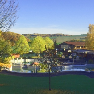 Mosbacher Waldbad bei Eisenach