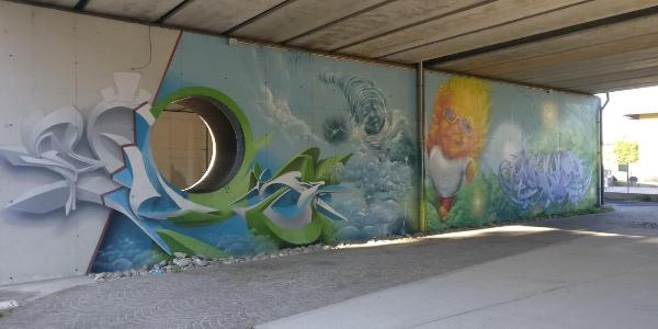 Gemona - Streetart