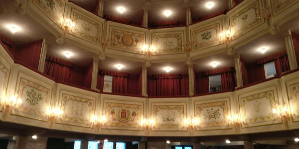 San Vito al Tagliamento - Theater im alten Rathaus