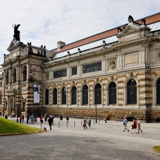 Albertinum Dresden - Kunst von der Romantik bis zur Gegenwart