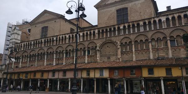 Ferrara - Cattedrale di Ferrara