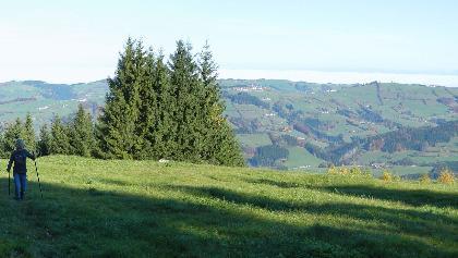 Panorama gegen Nordosten