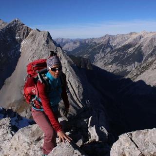 Speckkarspitze Westgrat