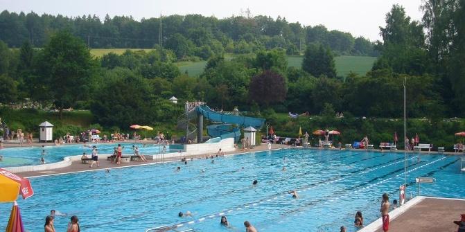 Waldschwimmbad michelstadt michelstadt