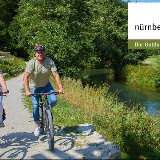 Radeln im Nürnberger Land - Rauf und runter