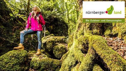 Wandern im Nürnberger Land - Durch Felsen und Höhlen