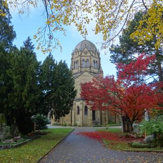Pragfriedhof - Russisch-orthodoxe Kirche