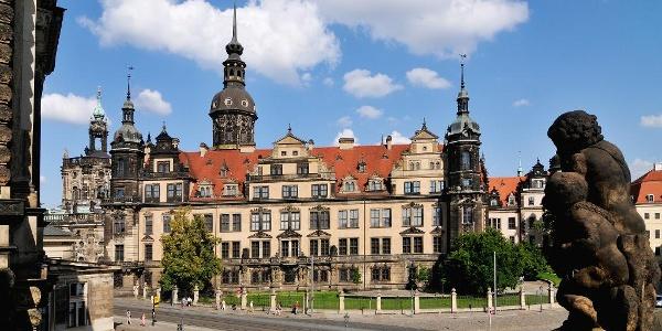 Das Residenzschloss Dresden