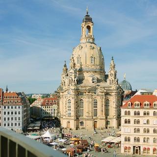 Die Frauenkirche Dresden