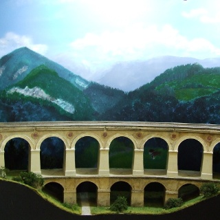 Der Bau der Semmeringbahn im Südbahnmuseum
