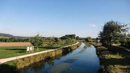 Der alte Ludwig-Kanal