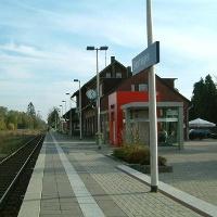 Bahnhof Steinhagen