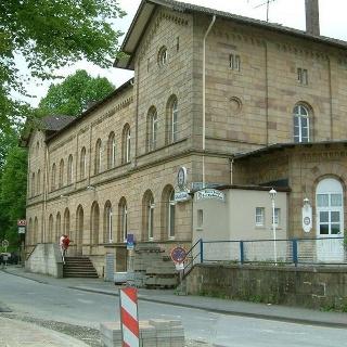 Bahnhof Bad Driburg