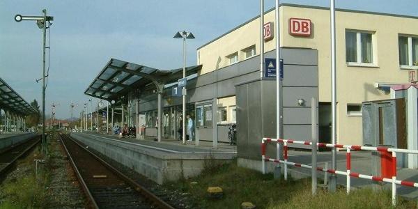 Bahnhof Halle (Westf.)