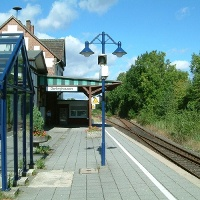Bahnhof Oerlinghausen