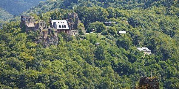 Schloss Veldenz - majestätisch gelegen