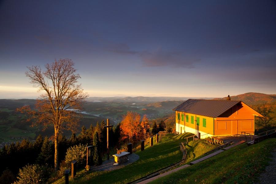 Gipfel-Tour, Simonswald