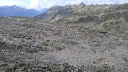 Blick in Richtung Oberer Zwenberger See (verdeckt)