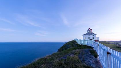 Newfoundland Coastal Hiking Relaxed