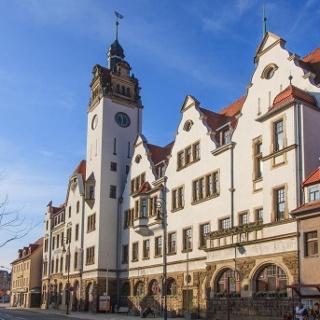 Rathaus Potschappel